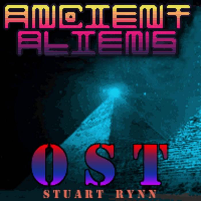 DOOM: Ancient Aliens OST cover art