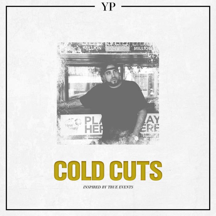 """Cold Cuts EP """"Inspired by True Events"""" cover art"""