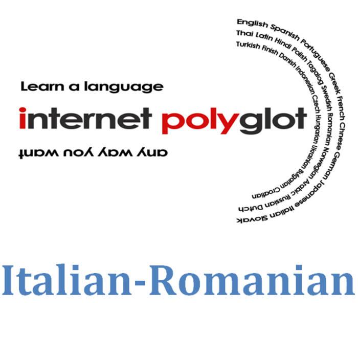 Italian-Romanian Lessons cover art