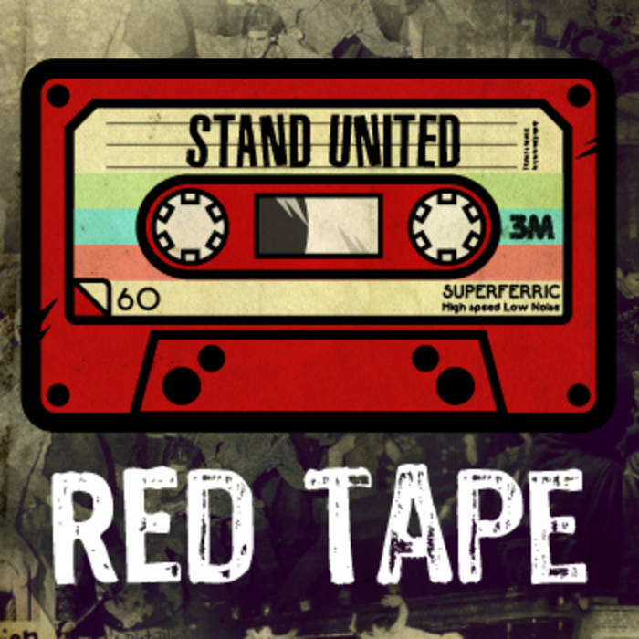 Red Tape cover art
