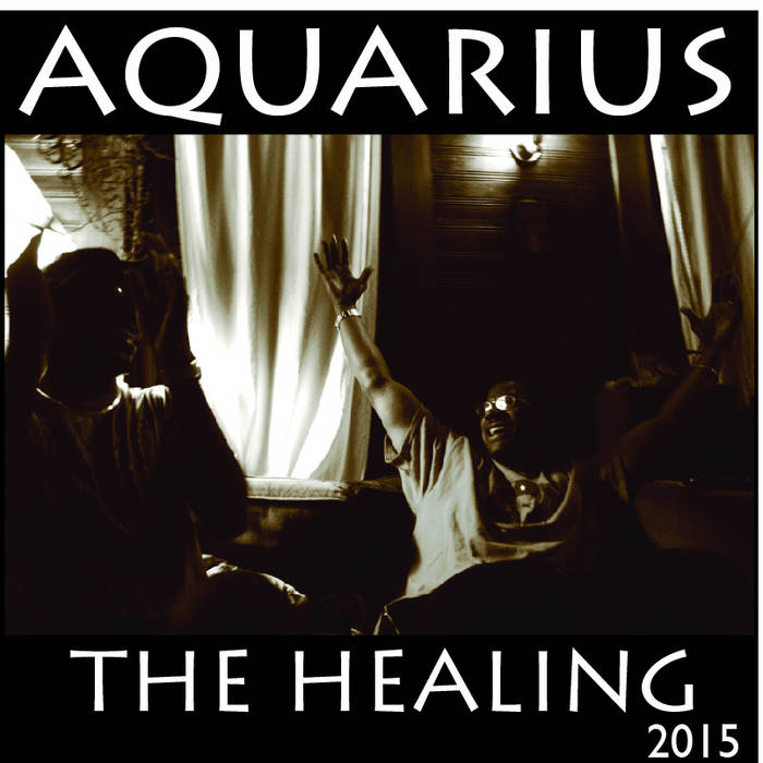 The Healing cover art