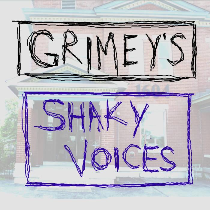 Grimey's cover art