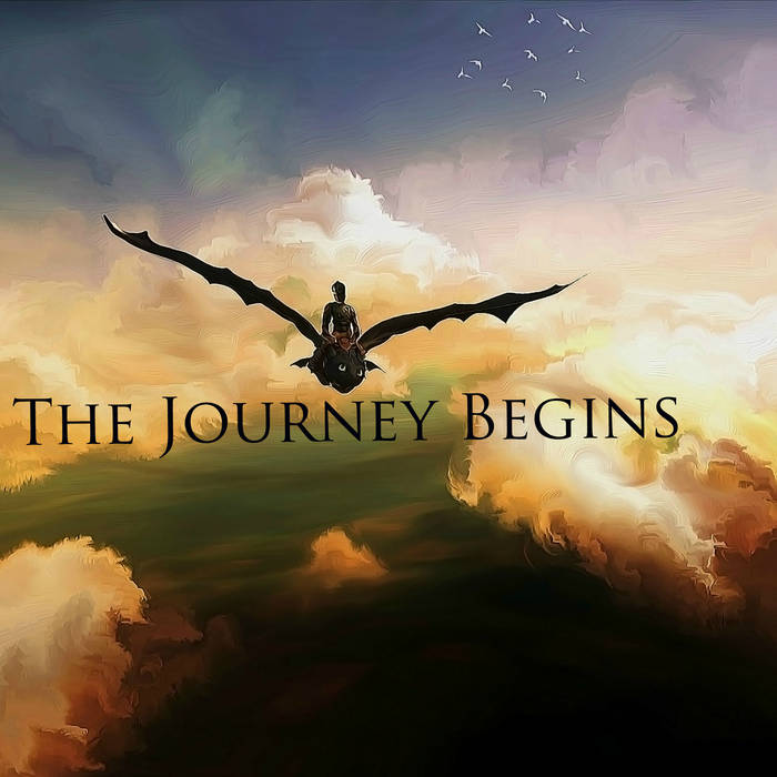 The Journey Begins cover art