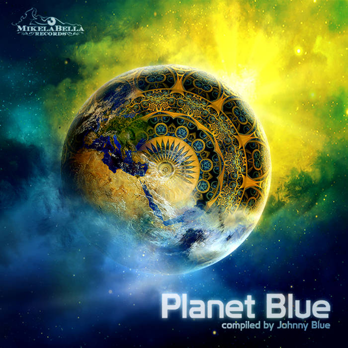 Planet Blue - Compiled By Johnny Blue cover art