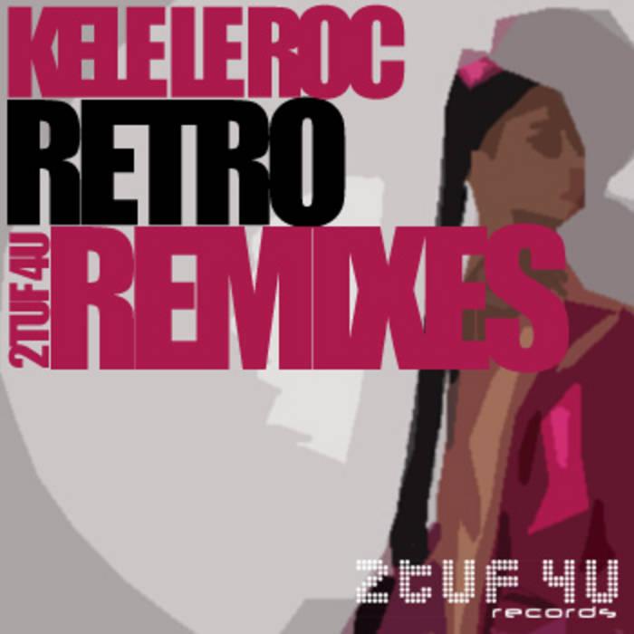 """RETRO"" (The 2TUF4U Special Remixes I 2012) cover art"