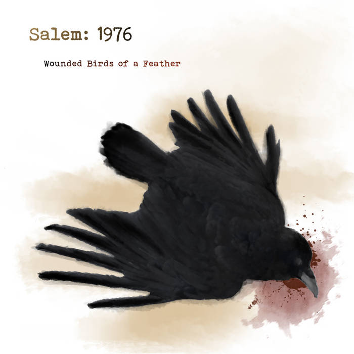 Wounded Birds of a Feather cover art