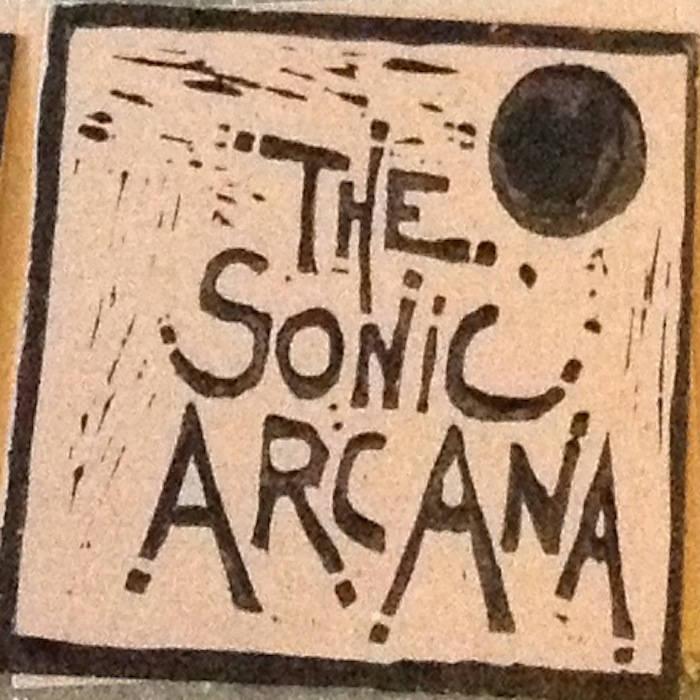 The Sonic Arcana cover art