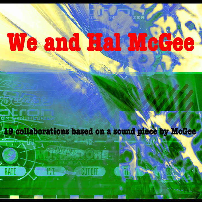 We and Hal McGee cover art