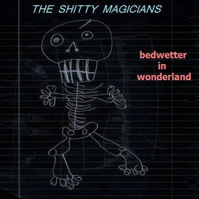 Bedwetter in Wonderland cover art
