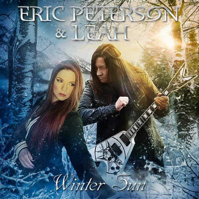 "Eric Peterson & LEAH's ""Winter Sun"" cover art"