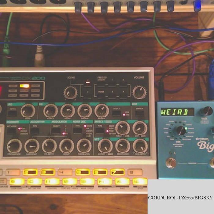 DX200/BIGSKY Sample Pack cover art