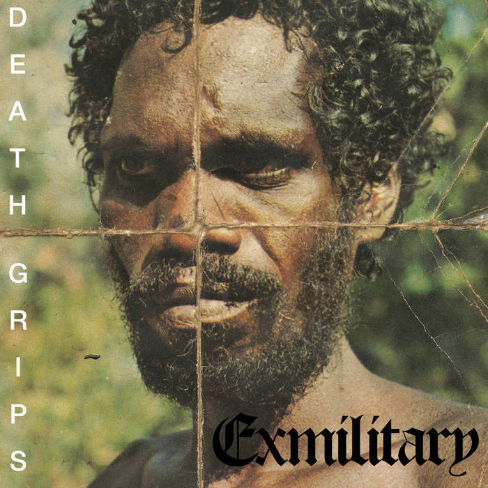 Exmilitary cover art