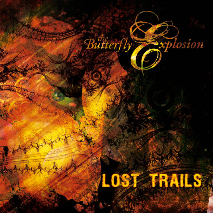 Lost Trails cover art