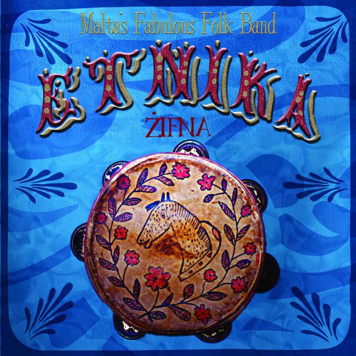 ETNIKA - ŻIFNA cover art