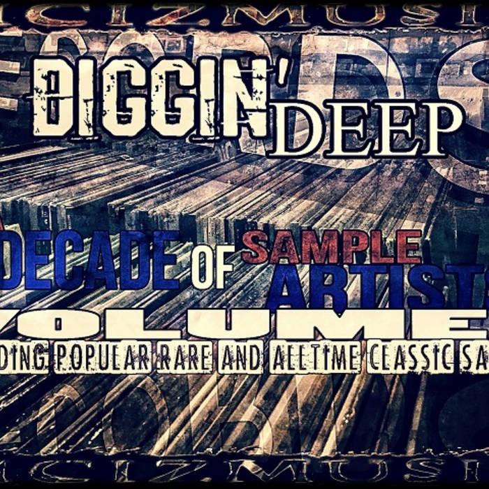 Diggin Deep Vol. 1 cover art