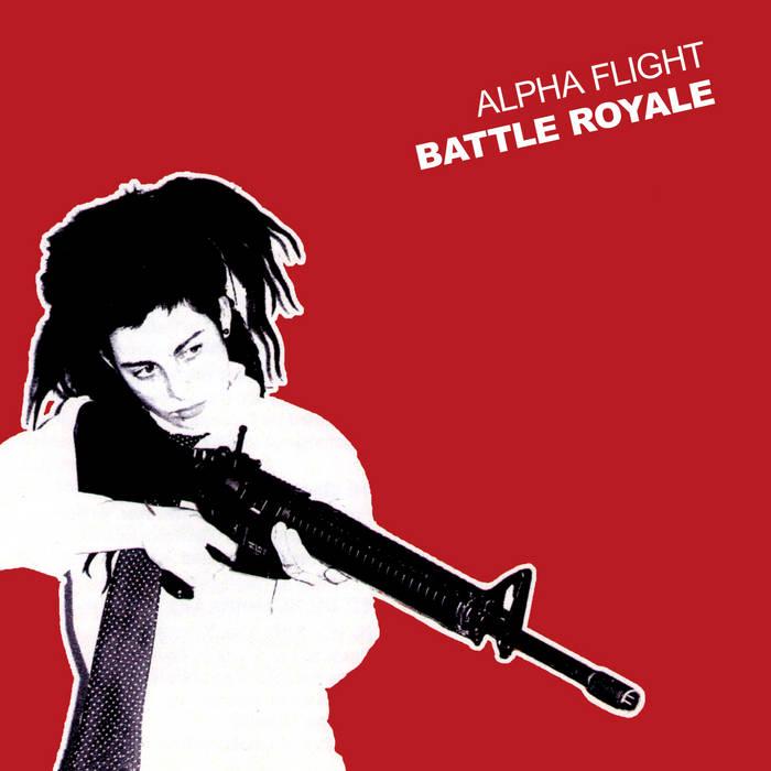 Battle Royale cover art