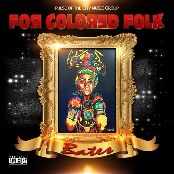 For Colored Folk cover art