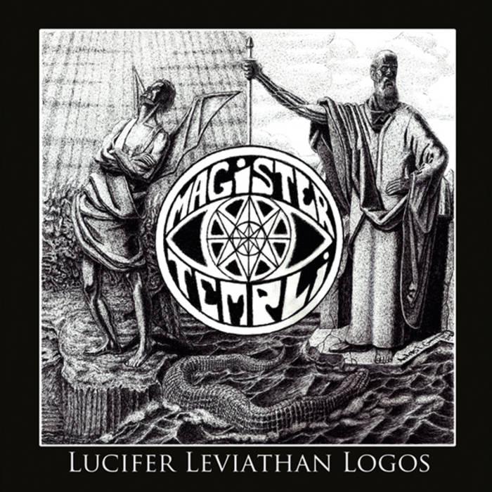 Lucifer Leviathan Logos cover art