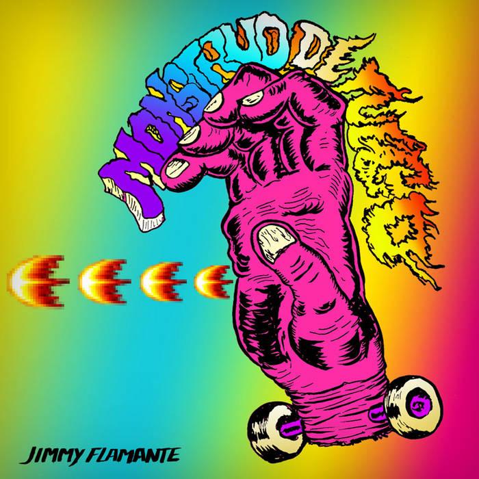 Monstruo de Fuego cover art