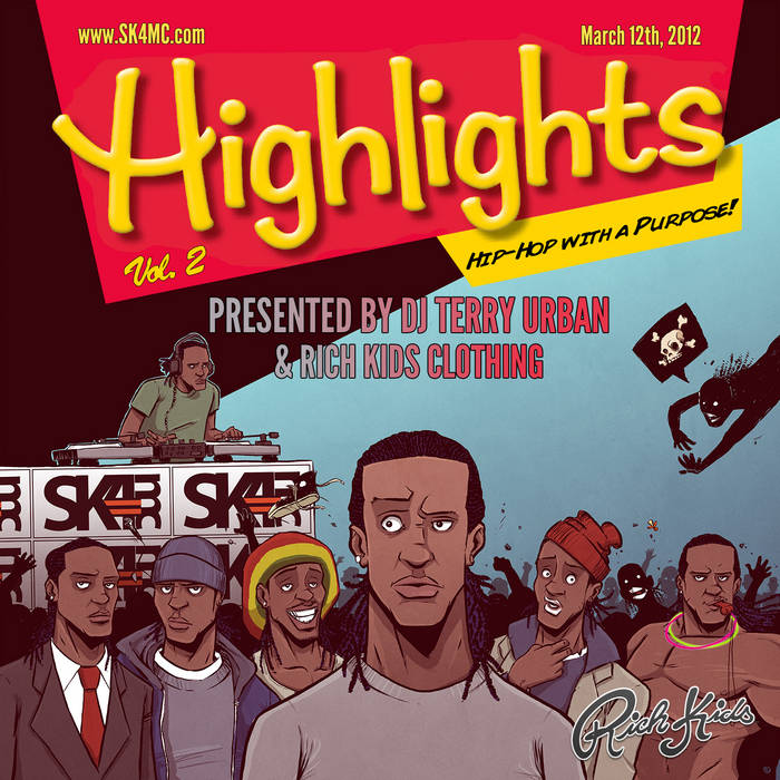 Highlights Vol. 2 cover art