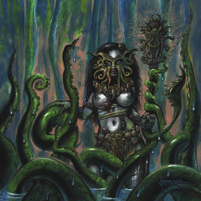 CULT OF CTHULHU CALLING cover art
