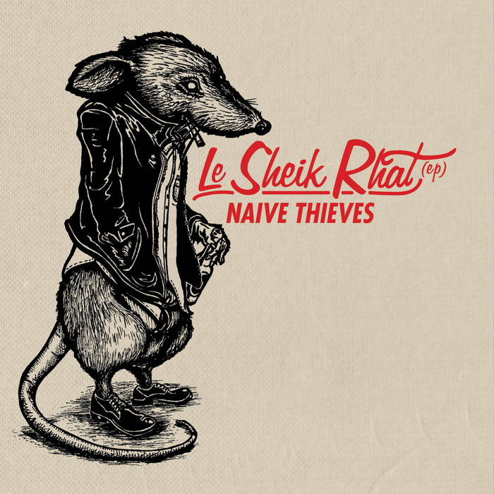 Le Sheik Rhat EP cover art