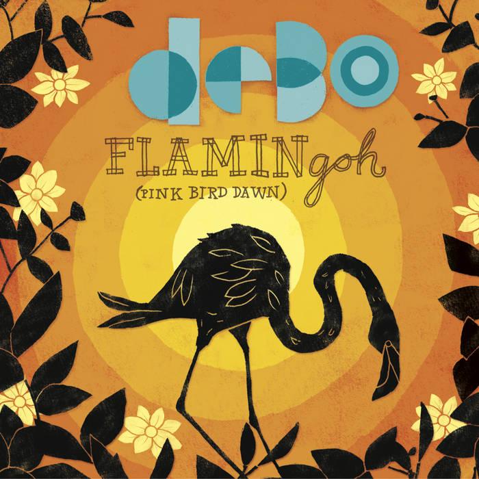 Flamingoh (Pink Bird Dawn) cover art