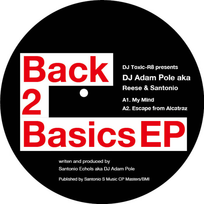 Back 2 Basics Ep cover art