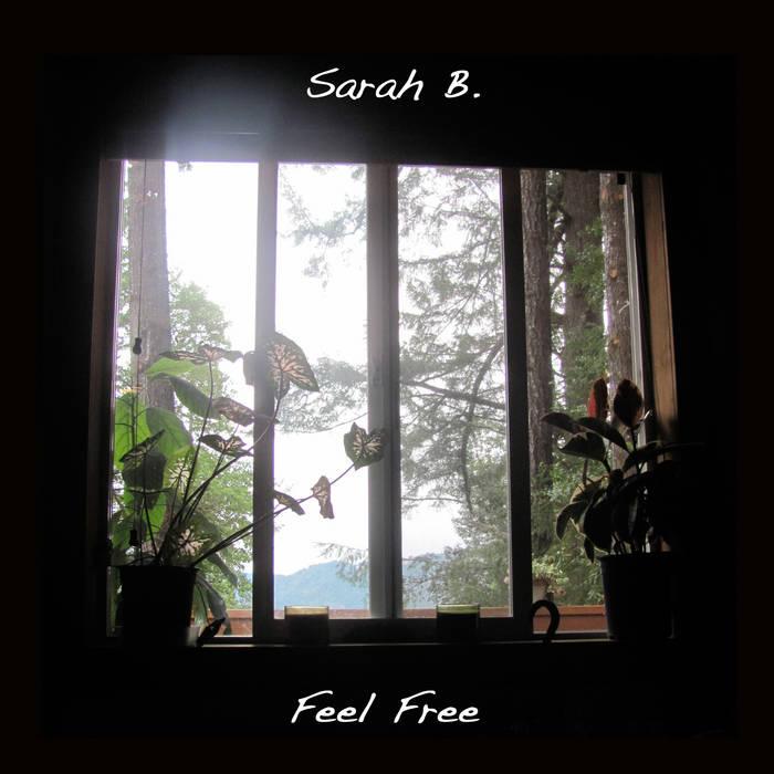 Feel Free EP cover art