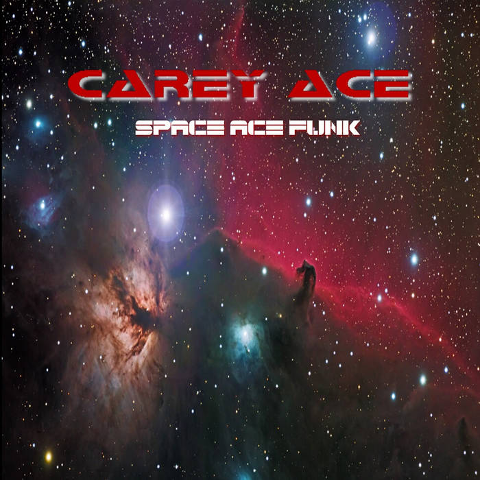 SPACE ACE FUNK cover art