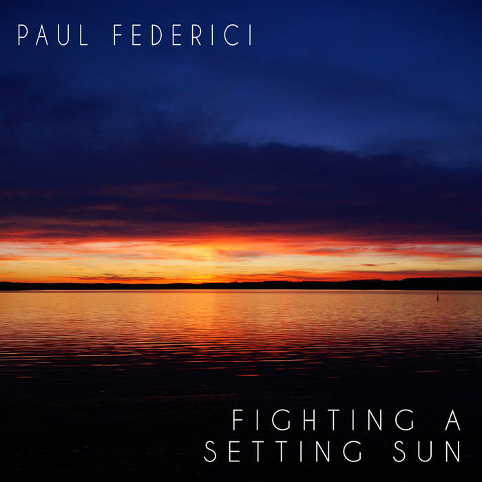 Fighting a Setting Sun cover art