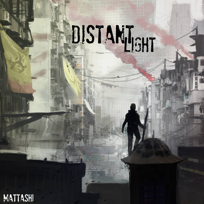 Distant Light cover art