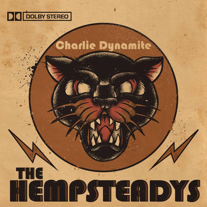 Charlie Dynamite cover art