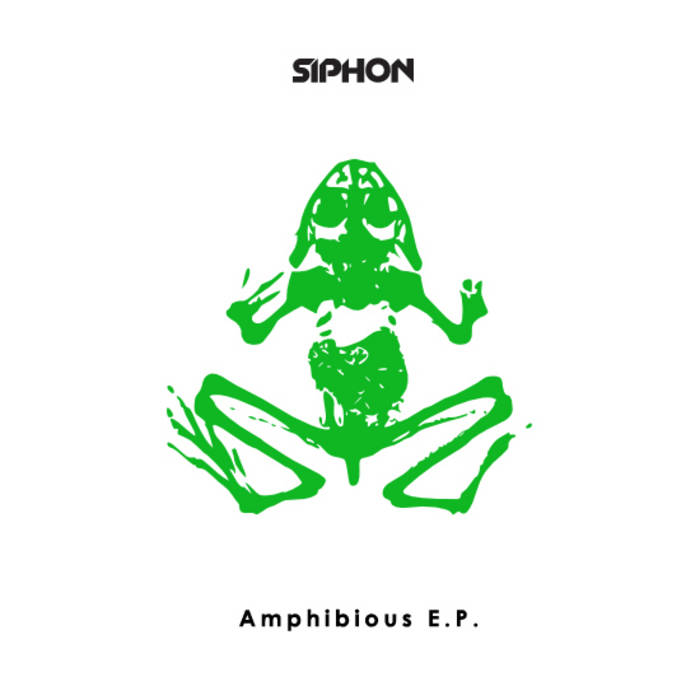 Amphibious E.P. cover art