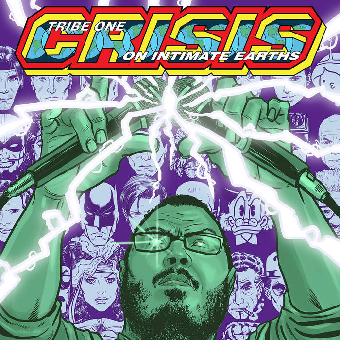 Crisis On Intimate Earths cover art