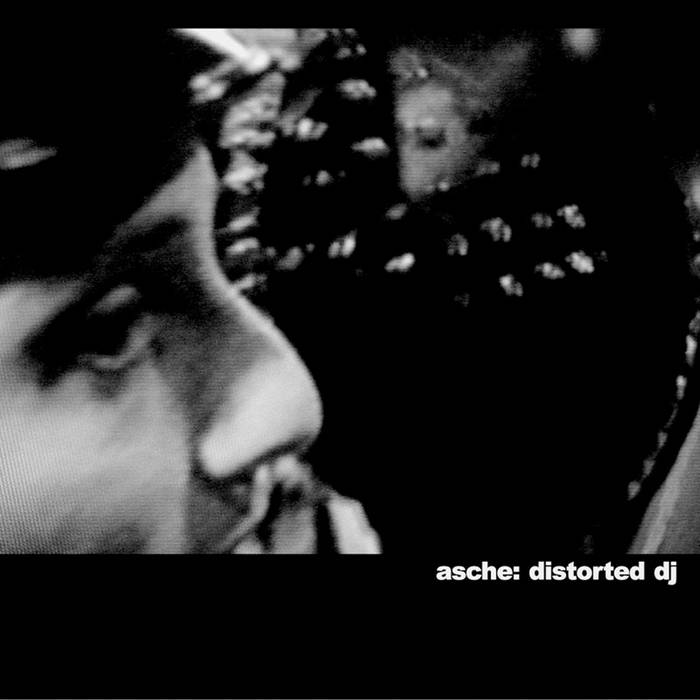 distorted dj cover art