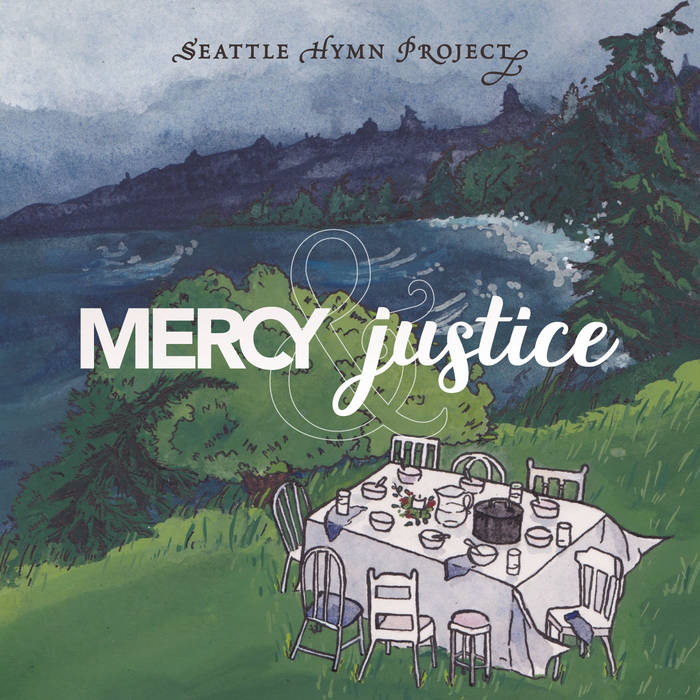 Mercy & Justice cover art