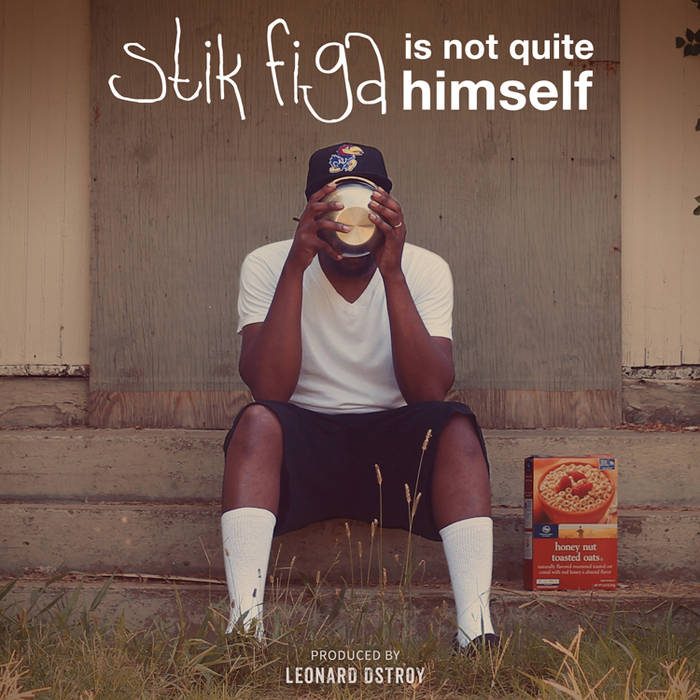 Stik Figa Is Not Quite Himself cover art