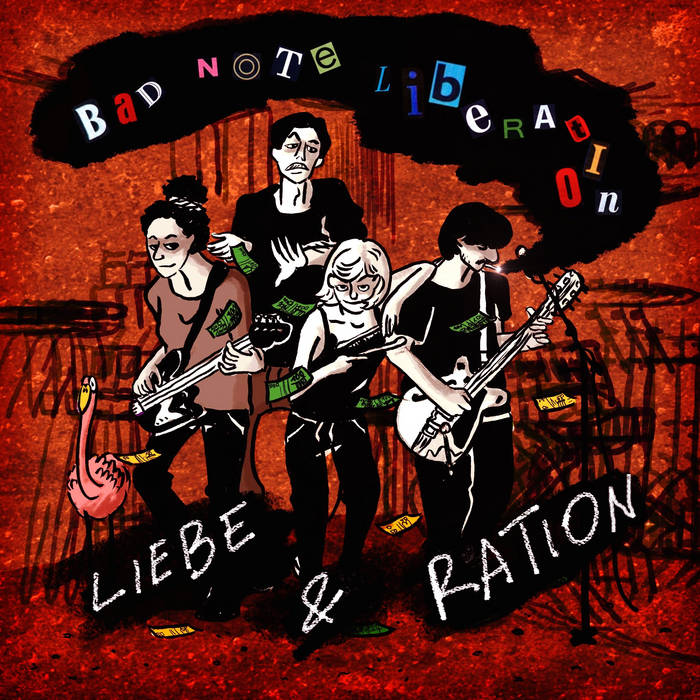 Liebe&Ration#live cover art