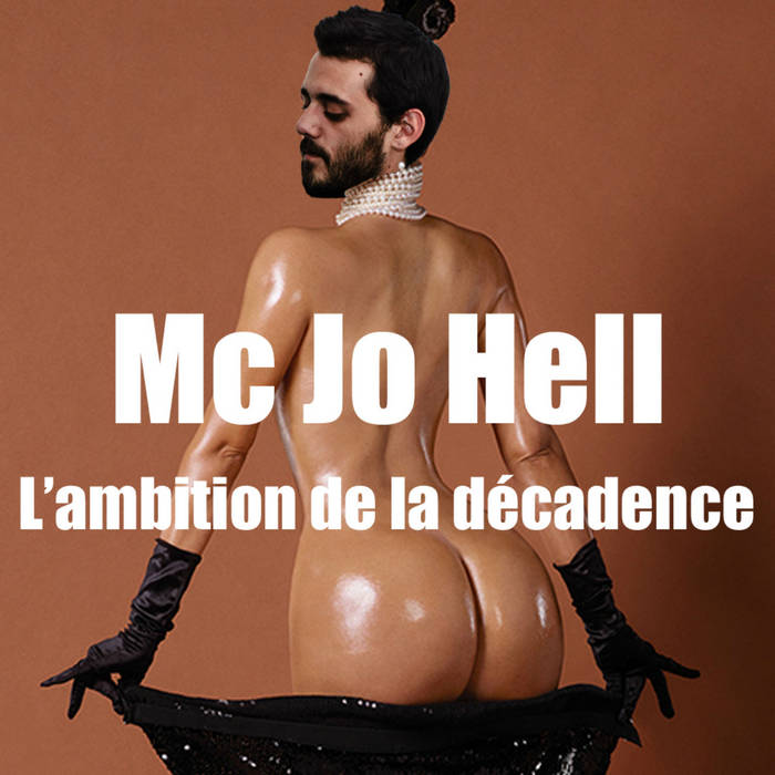 L'ambition de la Décadence cover art