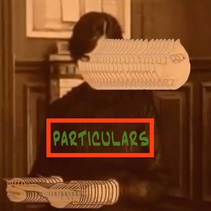 Particulars EP cover art