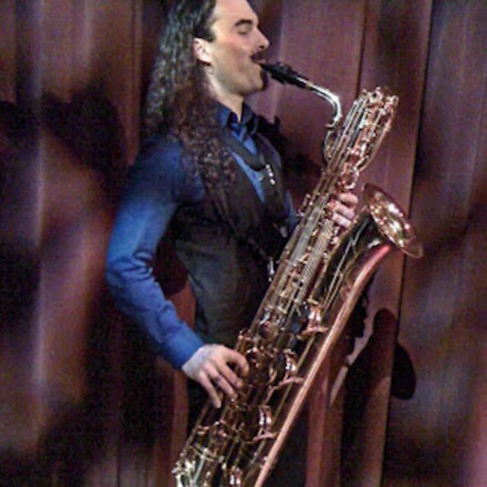 The Baroque Saxophone cover art