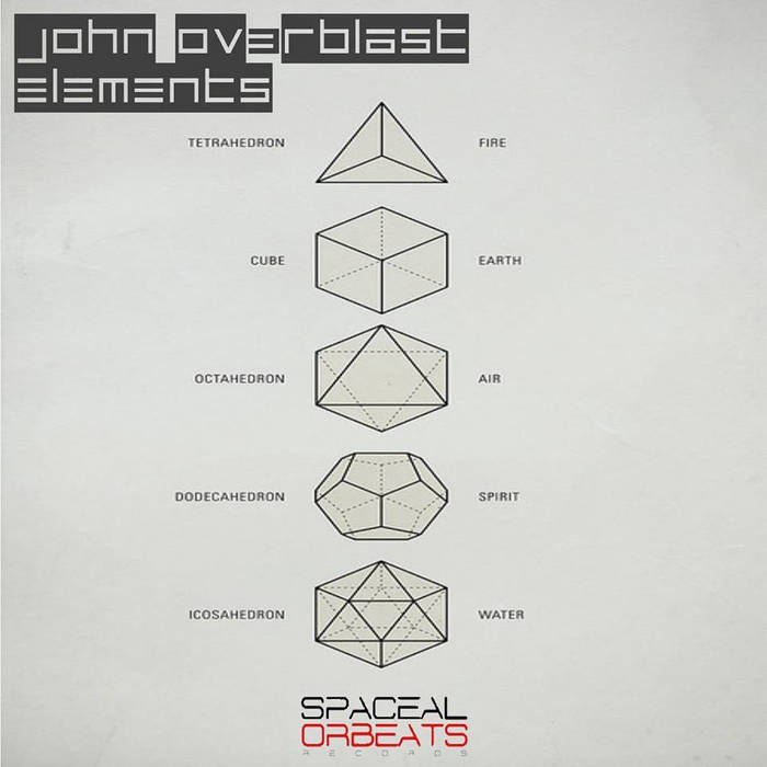 John Ov3rblast - Elements cover art