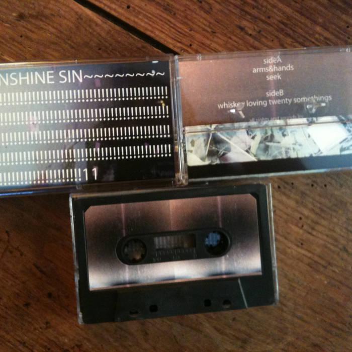 Sunshine Sin Tape/Digi cover art