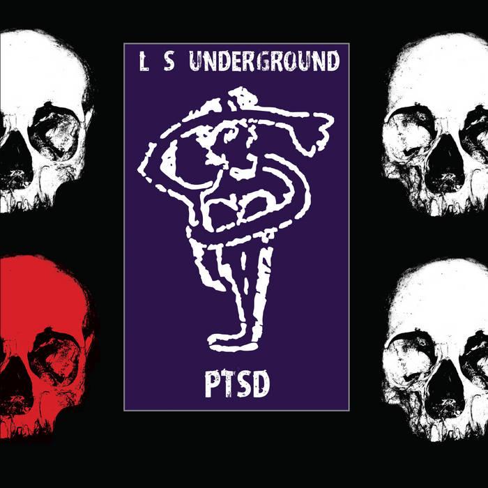 PTSD cover art