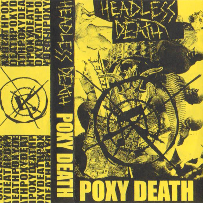 POXY DEATH cover art