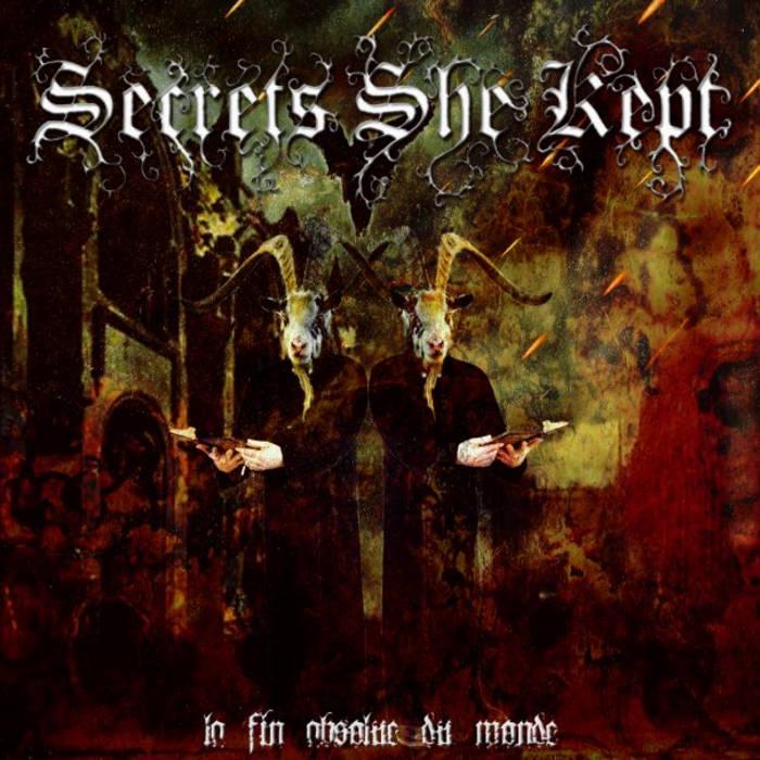 """""""La Fin Absolue du Monde"""" CD cover art"""