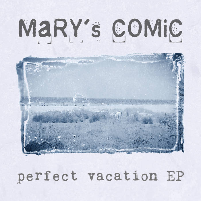 Perfect Vacation EP cover art