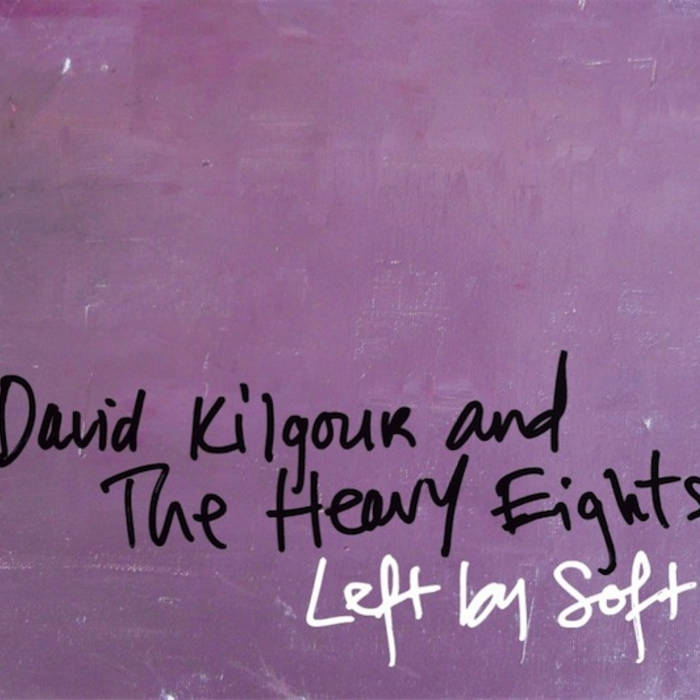 Left by Soft cover art