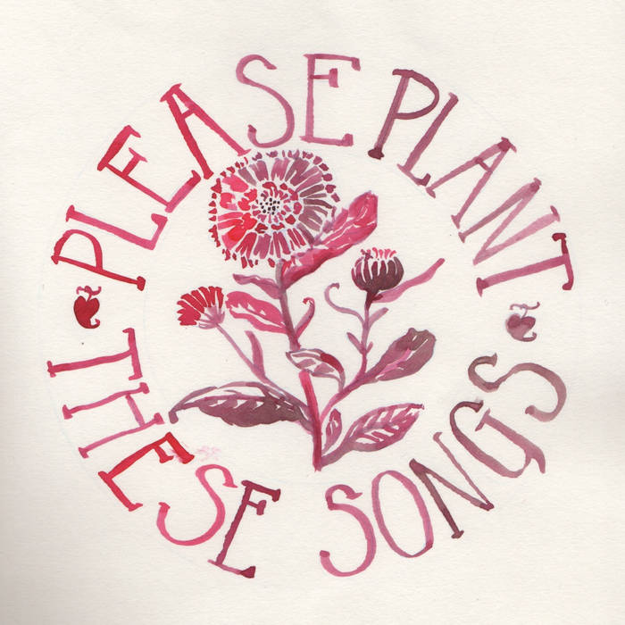 Please plant these songs cover art